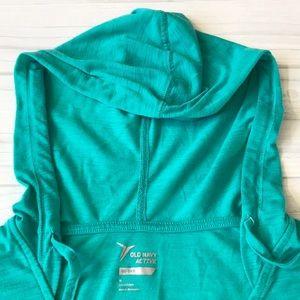 Old Navy Tops - Old navy women's medium hooded pullover top